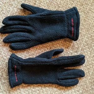Ralph Lauren Black Fleece Gloves